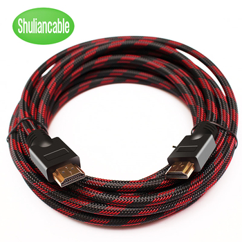 unnlink hdmi cable uhd 4k 2k 60hz hdmi 2 0 cable 28awg 1m 2m 3m 5m 10m 12m 15m 20m 25m hdmi cable for laptop projector computer Shuliancable HDMI cable 2.0 4k 60hz cable 1m 2m 3m 5m 10m 15m 20m splitter switcher HD TV Laptop PS4 Computer xbox