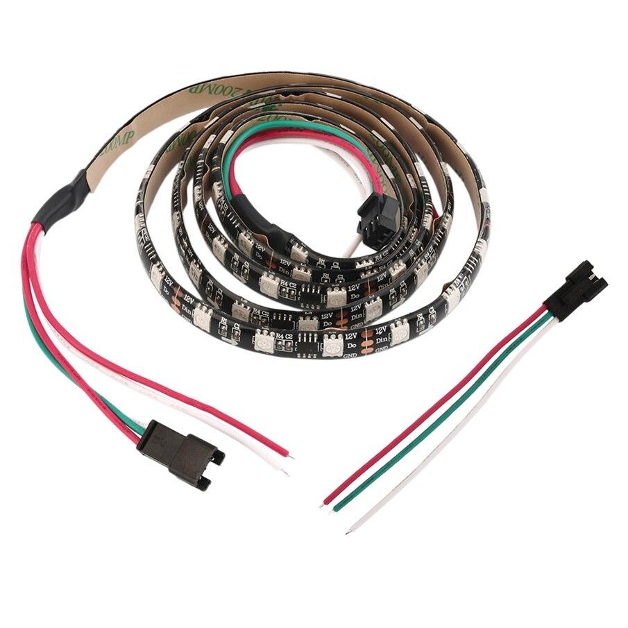 Tiras de Led ws2811 rgb tira conduzida luz Tipo de Item : Faixa