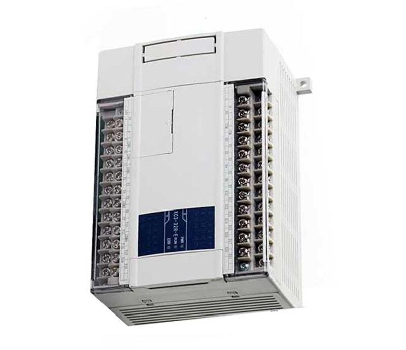 New Original XC5-32T-E PLC CPU AC220V 18 DI 14 DO Transistor outputs PLC XC5-32T plc srt2 od04