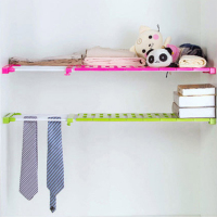 Home Wardrobe Layered Partition Kitchen Bathroom Closet Frame Cabinet Commodity Shelf Storage Free Nail Rack Durable