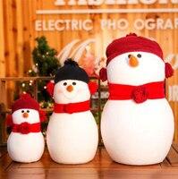 Kerstboom Ornamenten Tafel Venster Nieuwjaar Decoraties Hangers Sneeuwpop Kerst Poppen Navidad Kids Nieuwjaar Kids Geschenken