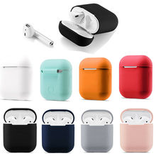 Bluetooth Draadloze Case Voor Airpods Dust Guard Headhone Case Airpod Accessoires Off White Case Voor Airpods Pouch Houder Siliconen