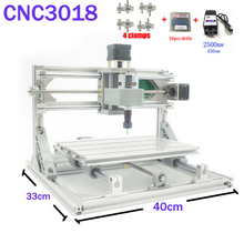 CNC 3018 ER11 GRBL Control Diy CNC Machine 3 Axis pcb Milling Machine Wood Router Laser Engraving with 450nm 2.5w Laser Module