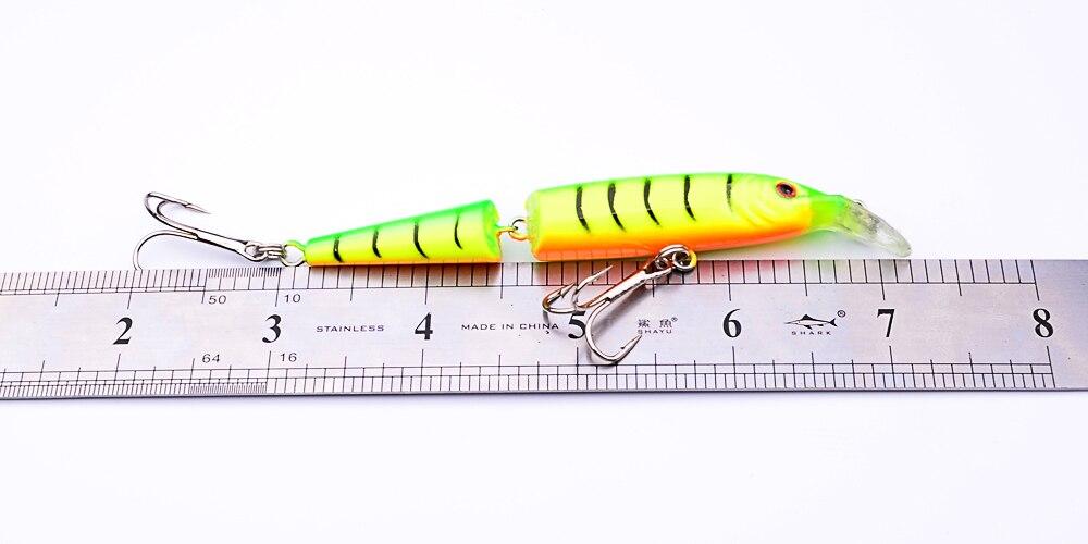 1 шт. дешевые случайный цвет 10,66 см 9,64 г новая гольян приманки 5 цветов прикормы экспортируется в США Рынок Рыбалка приманки