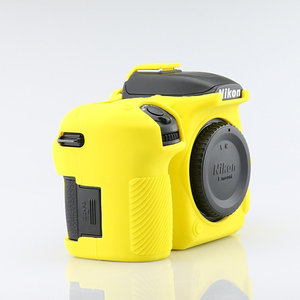 Image 3 - Silicone Armor Skin Case Body Cover Protector for Nikon D7500 Body DSLR Camera ONLY