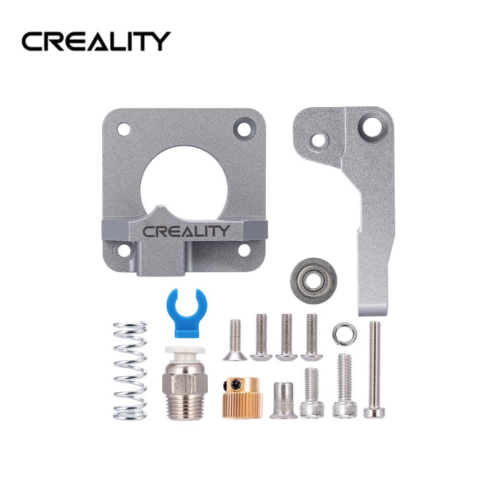 3D Printer Part Bowden Aluminum Alloy Block Extruder 1.75mm Filament For CREALITY Ender-3/Ender-3 Pro/Ender-5/CR-10/10S/S4/S5