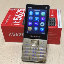 """Drei sim it5625 telefon Russische tastatur 2,8 """"bildschirm gsm handys handy billig Handy china Handys original H-mobile"""