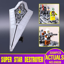 2016 New Lepin 05028 Star Wars Execytor Super Star Destroyer Model Building Kit Minifigure Block Brick Toy Gift Compatible
