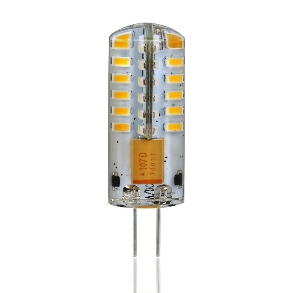10pcs g4 led car bulb light 48led ac dc12v 3014smd 3w. Black Bedroom Furniture Sets. Home Design Ideas
