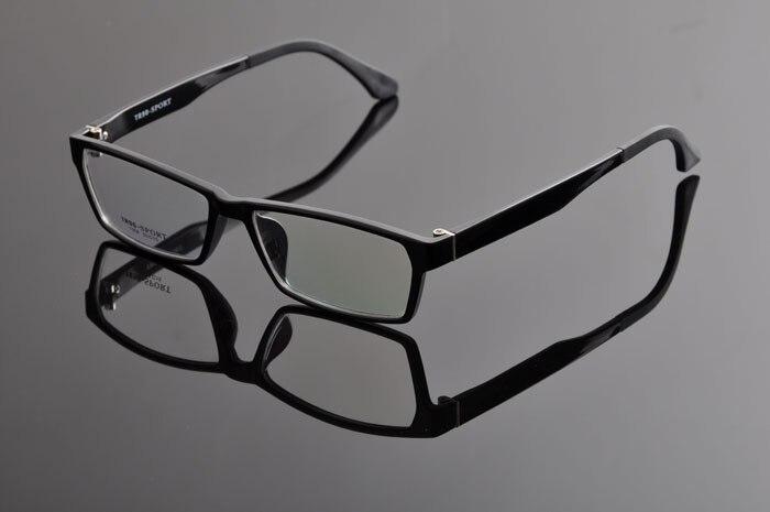 Рецепт очки Разноцветные Очки для Для мужчин Для женщин унисекс очки óculos де desporto dd0880 - Цвет оправы: Shiny black