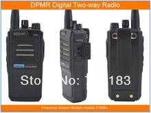 Kirisun S565 UHF 400-470 MHz DPMR Numérique Portable Deux-way Radio 2014 Nouveau 10 km talkie walkie