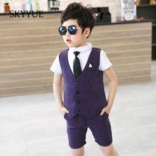 Suit Costume-Suits Wedding-Wear Kids Blazers Baby-Boys Boy Formal Children Cotton Best-Design