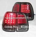 Для Lexus LX470 из светодиодов задний фонарь задние лампы 1998-2002 все дым черный SN тип