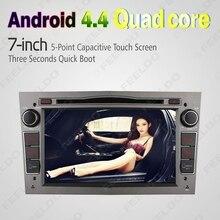 7″ inch Gray Panel Android 4.4.4 Quad Core Car DVD GPS Radio Head Unit For Opel Combo/Utility/Vivaro/Meriva (2006~2010) #FD-4535