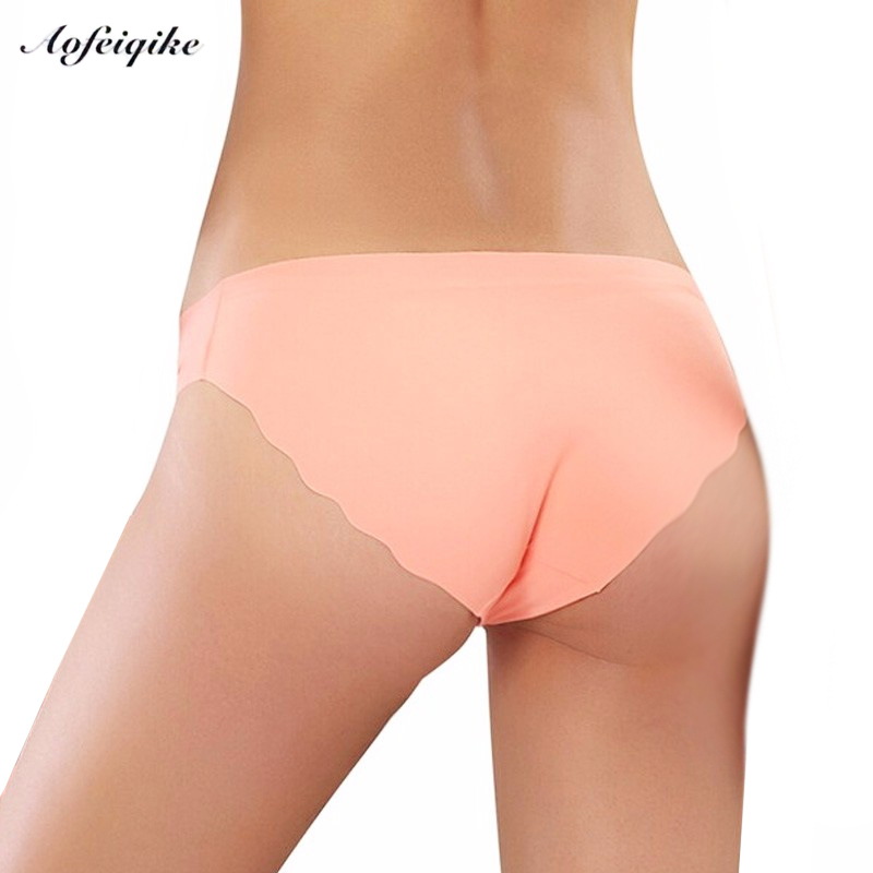 Hot Sale Fashion Women Sexy Seamless Ultra-thin Underwear G String Women's Panties Intimates bragas de mujeres la ropa interior