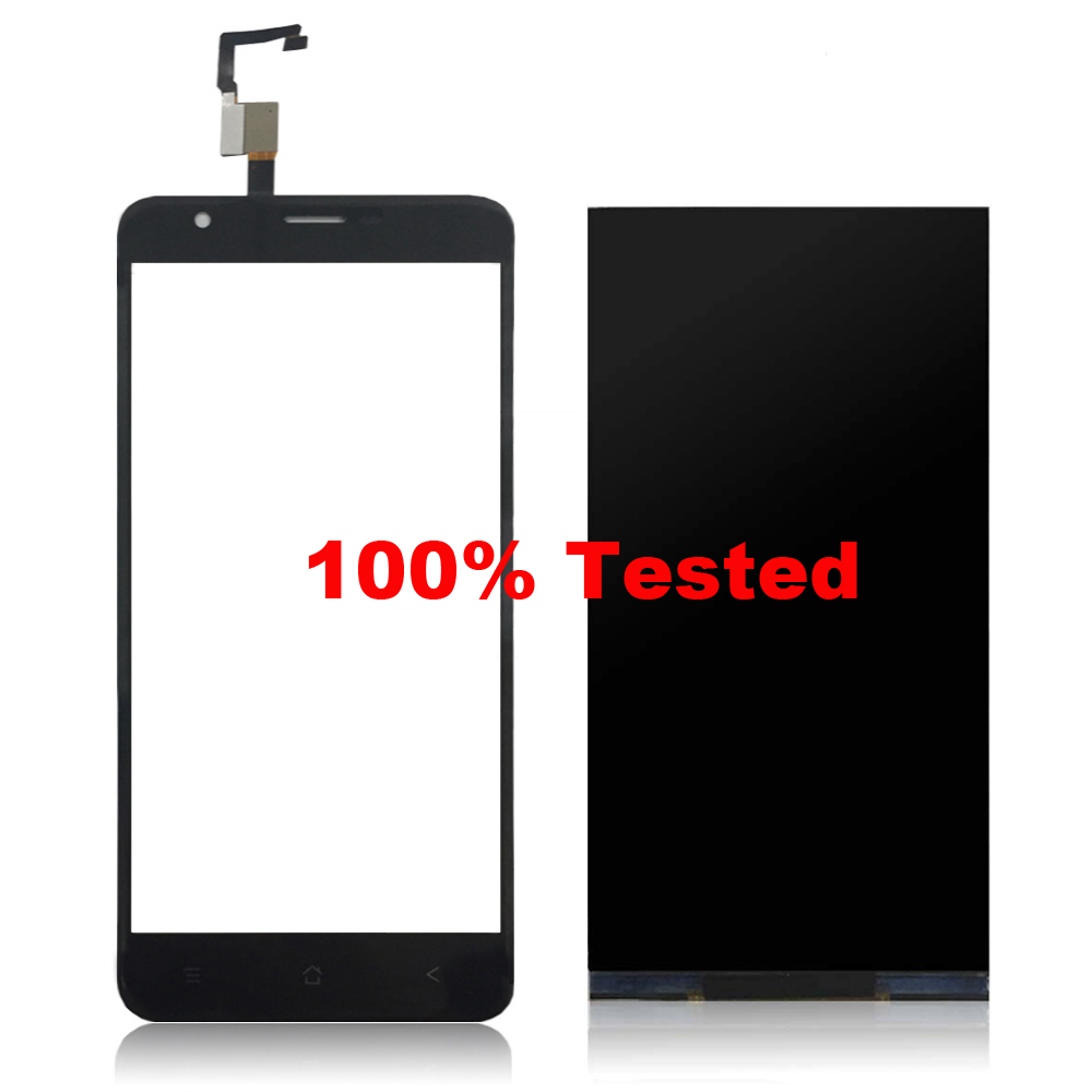 imágenes para Para Blackview E7 LCD Display + Touch Screen 100% Probado LCD + Digitalizador Reemplazo de Cristal Del Panel