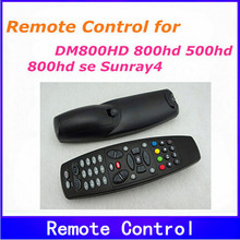 Free shipping Black color DM800 Remote Control for DM DM800SE DM800HD DM8000