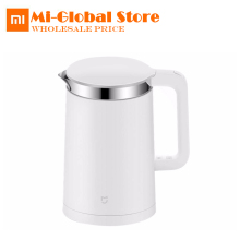 Xiaomi Mijia Smart Constant Temperature Control Electric Water Kettle 1.5L 12 Hour thermostat Support Mobile Phone APP