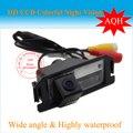 O Envio gratuito de Cor CCD Car Inverter Rear View Camera backup de estacionamento retrovisor Para HYUNDAI I30/Para KIA SOUL Promoção