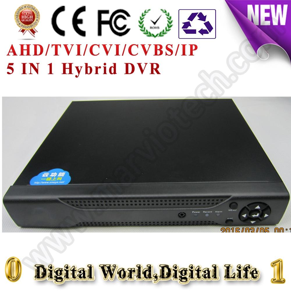 4CH AHD/TVI/CVI/CVBS/IP Digital video recorder DVR HVR NVR 1080NH AHD, support cctv analog/ahd/cvi/tvi/1080p ip Camera onvif 4 ch channel 720p ahd 7inch lcd hybrid hvr nvr cctv dvr recorder support ahd analog ip camera mobile phone viewing