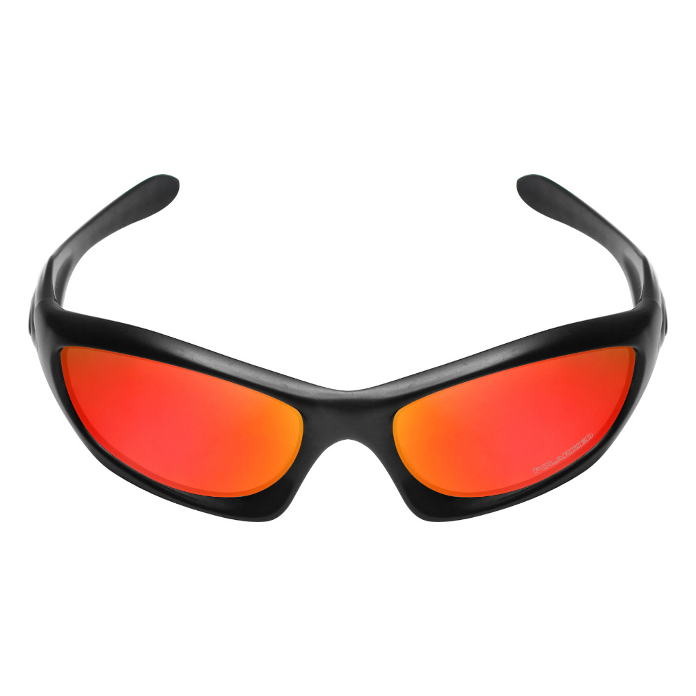 9fc6019164 Mryok+ POLARIZED Resist SeaWater Replacement Lenses for Oakley Monster Dog  Sunglasses Fire Red-in Accessories from Apparel Accessories on  Aliexpress.com ...