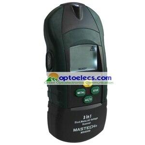 Image 2 - Darmowa wysyłka MASTECH MS6906 3 w 1 Stud Metal AC napięcie skaner detektor Tester miernik grubości w/ NCV Tester + detektor drewna