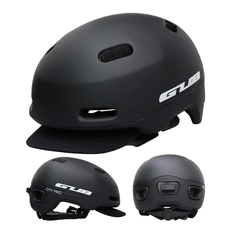 New 54 58cm EPS Motorcycle Road MTB Bicycle Bike Helmet Safety Removable Visor Urban Helmet Cycling Equipment capacete ciclismo