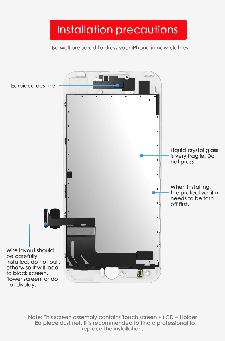 Tools LCD discount Screen 20