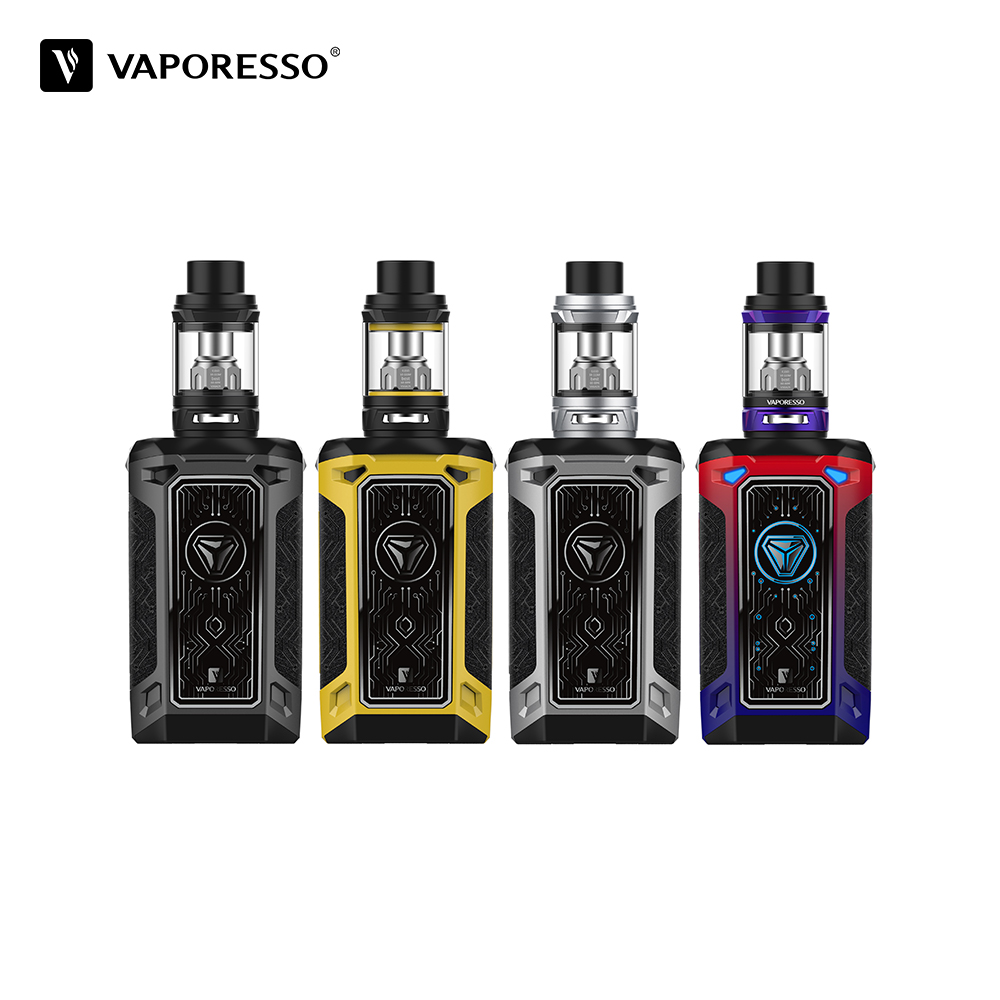E-cigarette Original Vaporesso Switcher Kit With 220W Switcher Box Mod and 5ml NRG Tank VS Vaporesso Revenger Vape Kit