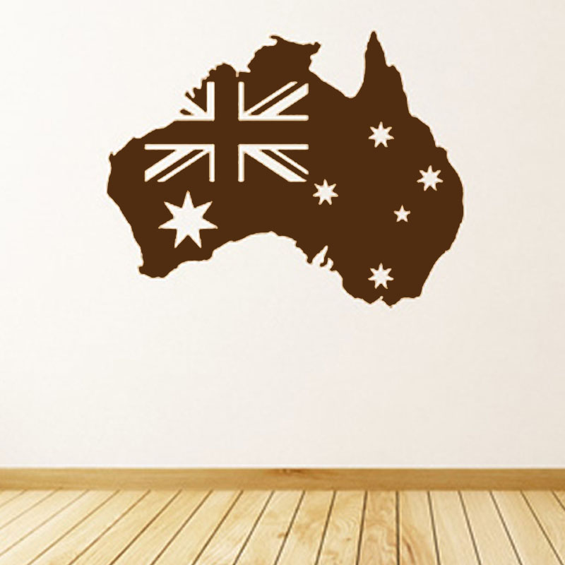 buy australian flag wall sticker and get free shipping on aliexpress
