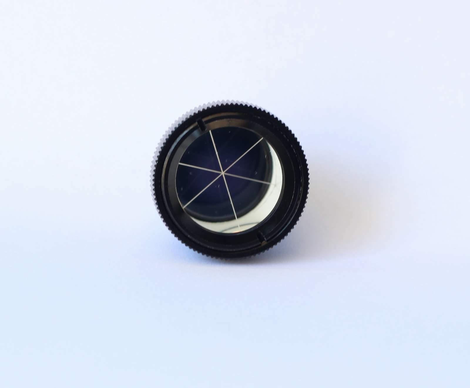 NEW 2pcs Mini Peanut Prism Replacement For mini prism Surveying total stations