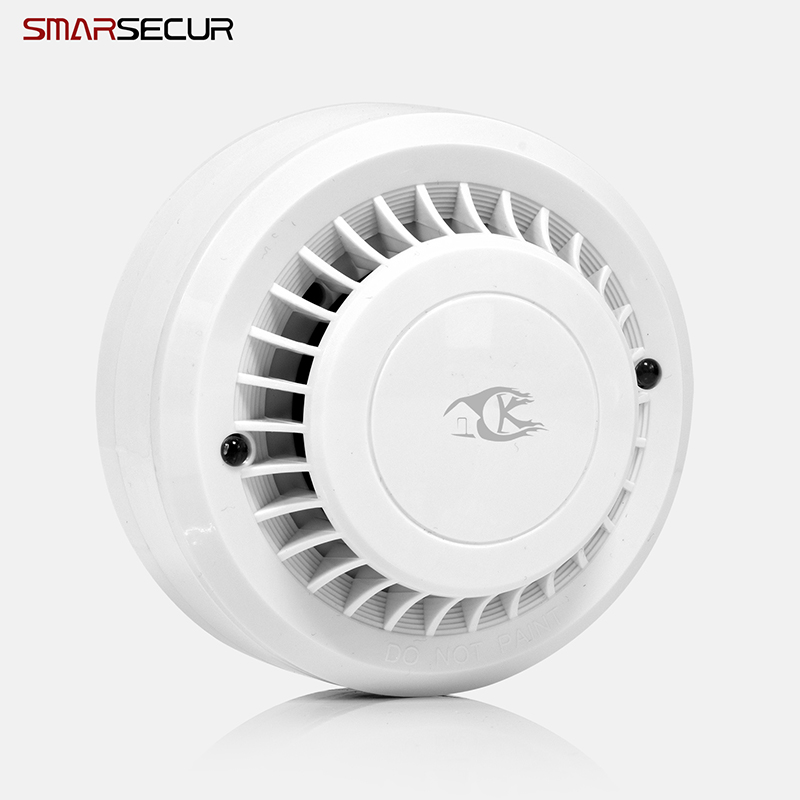 High Sensitivity Smoke Fire Detector/Sensor alarm Monitor Home Security System for Family Office building Restaurant цены