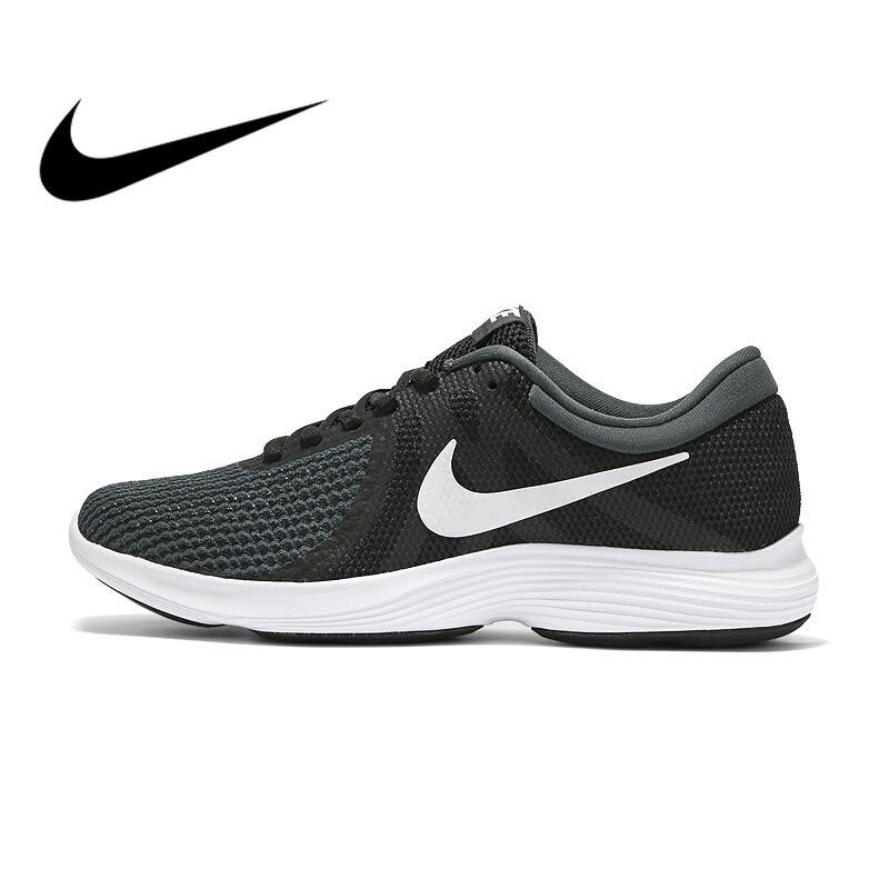 Originale NIKE RIVOLUZIONE 4 delle Donne DELL'UE Runningg Scarpe Sneakers Sport All'aria Aperta da jogging Progettista Atletica Ufficiale Traspirante