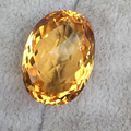 3.5 ct natural citirne loose stone oval shape genuine citirne for ring pendant 13*18 mm size