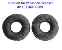 Substituir almofada para technics panasonic rp-dj120 rp-djs200 fones de ouvido. (earmuffes/almofadas/do ouvido/)