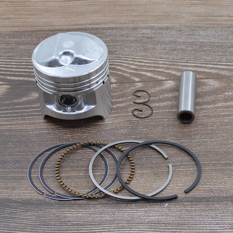 Motorcycle Piston Ring Gasket Kit For SUZUKI MARAUDER 125 GZ125 GN125 DR125 GS125 125cc 150cc STD 57mm Big Bore 62mm