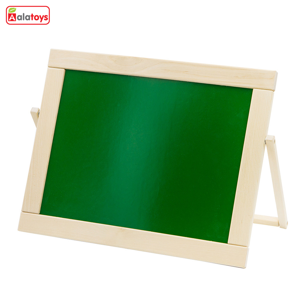 Blackboard Alatoys DSK09 The board records notes Drawing chalk Magnetic Easel for boys and girls the chalk man