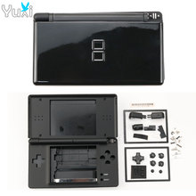 YuXi Full Housing Shell Case Kit Replacement Parts Game Protective Case For Nintend DS Lite For NDSL цена и фото