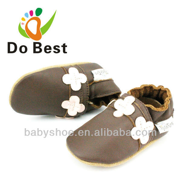 Tipsietoes  Brand Floral Soft Baby Kids Crib Toddler Shoes Moccasins For Girls First Walkers New 2016 Autumn Spring Fashion