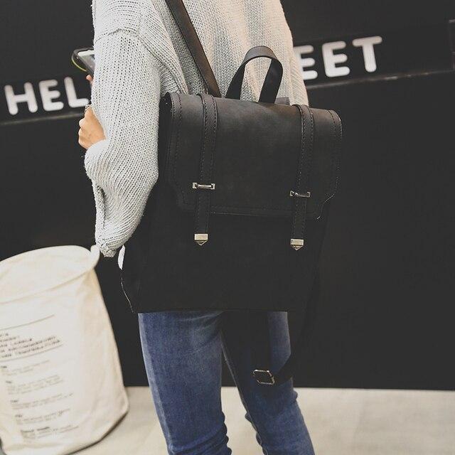 Urban Backpack Bag Women Backpack Quality Fashion Girls School Bag 2