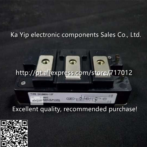 ФОТО Free Shipping CM100DU-12F No New(Old components,Good quality) IGBT module 100A-6000V,Can directly buy or contact the seller