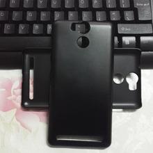 Dla Ulefone Power pokrywa 5 5 cal twarde etui z tyłem z tworzywa sztucznego dla Ulefone Power (prezent folia ochronna na ekran) tanie tanio 5 5 inch Odporna na brud Zwykły Pół-owinięte Przypadku Model dedicated cunzhi for Ulefone Power Case