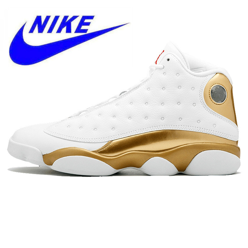 237657ba50db Original Nike Air Jordan 13 DMP Men s Sneakers Basketball Shoes for Outdoor