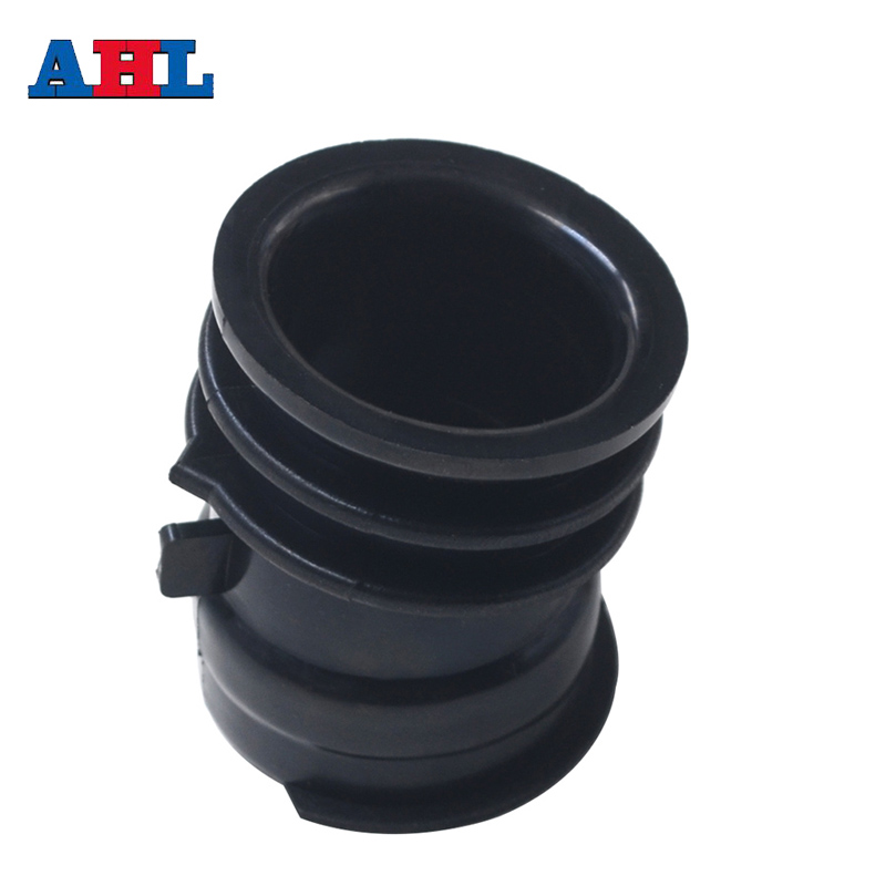 For Yamaha Virago XV250 1988-2010 Route 66 XV125 1990-2010 Motorcycle Carburetor Rubber Intake Manifold Joint Boot Air Funnel