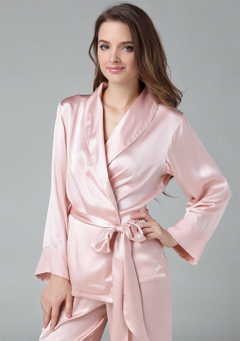 Compare Prices on Silk Suit Pajamas- Online Shopping/Buy Low Price ...
