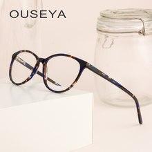 19b8d02d3 Mulheres de acetato de Vidros Ópticos Quadro Claro Da Forma Transparente  Armação De Óculos Óculos de Grau Para A Mulher # CB3828