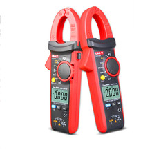 UNI-T UT216C 600A True RMS Digital Clamp Meters Auto Range Multimeters Frequency Capacitance Temperature & NCV Test Megohmmeter uni t ut220 2000a digital clamp meters measure multimeters auto range data hold lcd backlight resistance meters megohmmeter