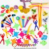 2016 NEW 50PCS Party Favors Kids Gift Toys Birthday Party Toys Pinata Fillers Goody Bag Party