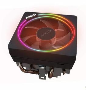Image 2 - Neue amd ryzen 7 2700X cpu 3,7 GHz Acht Core Sechzehn Gewinde 105W TDP processador Buchse AM4 desktop mit versiegelt box kühler fan