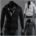 fashion Men coat Mens casual good Jacket Coat Men Clothes Cardigan Style Jacket  3 Colors Size M-XXXL